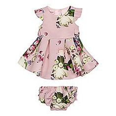 96d7013675a Baby - Girls - age 18-24 months - Girls dresses - Kids. Ted Baker Baby Butterfly ...