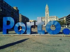 Putting the OH! in Porto.