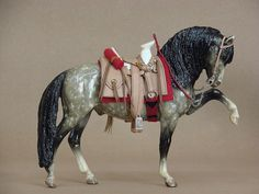 Mexican Saddle for Breyer horse | Flickr - Photo Sharing!