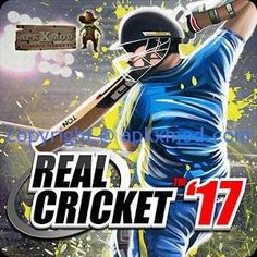 Real Cricket 17 V2.7.4 Apk Mod + Data OBB (Unlimited Money) Latest Version download
