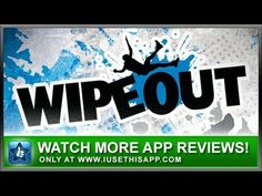 Wipeout iPhone App - Game iPhone App - App Reviews #iphone #apps #appreviews #IUTA