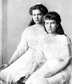 Maria & Anastasia, known as the little pair.