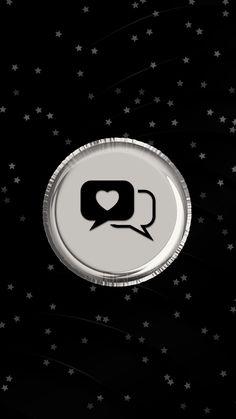 243 Silver black Instagram Highlight Covers Instagram Etsy in 2020 Instagram highlight icons Instagram story Instagram