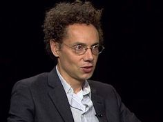 "Malcolm Gladwell: The popular author of game-changing works like ""The Tipping Point"", ""Blink"" and ""The Outliers"". He was born in Canada to a Jamaican mother and a British father."