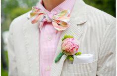preppy summer essentials | preppy groom spring summer wedding attire
