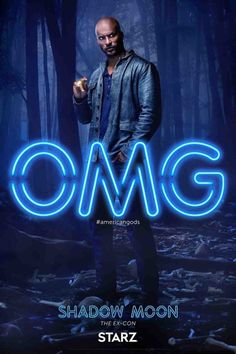 OMG, Would You Look at These New AMERICAN GODS Posters | Nerdist