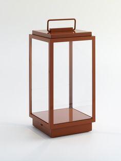 TEKNA presents Nautic | Blakes Table Lamp in Orange Rust