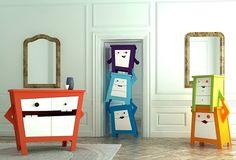 Muebles infantiles divertidos http://www.mamidecora.com/muebles-infantiles-m%C3%B6belebt.html