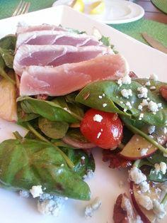 Ahi Tuna Salad — at SHOR Clearwater, American Seafood Grill. #ClwbTasteFest #ClwbRestaurantWeek