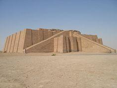 Ziggurat, Ur, Iraq