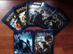 Have a Harry Potter Marathon.