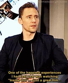 tom hiddleston cry | Tumblr