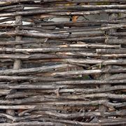One of the oldest methods of fencing is a woven-stick fencing method called wattle fencing. Archaeological evidence indicates that bent- and woven-stick fencing was in use in the Roman Empire from England to Italy. Wattle fencing is simple to make using a flexible wood such as willow. Willow branches that have been pruned from a tree are a good...