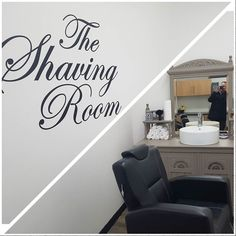We're proud to present our Shaving Room! Come get a relaxing and refreshing hot/cold towel cutthroat shave!  #grimsby #cleethorpes #haircut #barber #barbershop #barbershopconnect #hairstyle #barberlife #andis #wella #dearbarber #britishbarber #britishmasterbarbers #ukhair #salon #grimsby #TheDCsWay