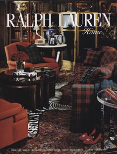 HAPPY 30TH ANNIVERSARY RALPH | Cristopher Worthland Interiors