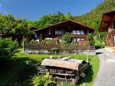 Chalet Daheim, the charming family chalet in the Swiss Alps