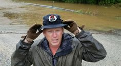 Mike Adams the Health Ranger from Natural News! Gives advice to people in Hurricane Harvey's Path
