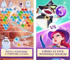 Arriva su App Store Bubble Witch 3 Saga