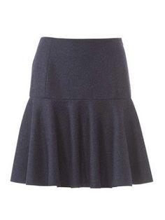 MyLucky Sew: Mini Flounce Skirt 09/2015