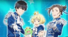 The iDOLM@STER -SideM- anime introduces Beit with new PV and visual - http://wowjapan.asia/2017/03/idolmster-sidem-anime-introduces-beit-new-pv-visual/