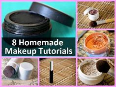 8 Homemade Makeup Tutorials | Health  Natural Living