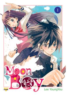 Moon Boy Volume 1 by Lee Young You - 12/11/2014