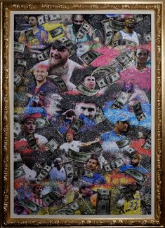 Contemporary Sport Legenden – Dekoriert  #RengglisGallery#DanieleDondé #Dondé#Erlenbach#Rapperswil#IAA #Novarca@cutnroll.ch#SportLegends #Collage Collage, Contemporary, Sports, Painting, Art, Legends, Artworks, Hs Sports, Art Background