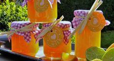 Klassisch mediterrane Bitterorangen Marmelade - Mallorca-Rezepte von Fet a Sóller Orange Jam, Orange Peel, Orange Juice, How To Make Orange, Marmalade Recipe, Sour Taste, Delicious Fruit, Sweet Tarts, Savoury Dishes