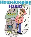 Breaks Housekeeping down into daily, weekly, monthly tasks!