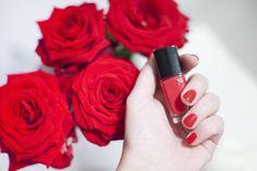 Perfect Red Nails by Lancôme. #Sephora #nailpolish #sephoranailspotting