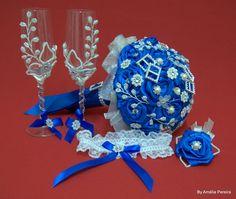 Conjunto para Noiva  Set for Bride