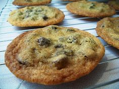 Tate's Famous Chocolate Chip Cookies