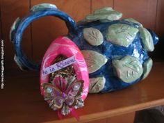 Easter Egg Crafts: The Paschal Greetings Easter Egg