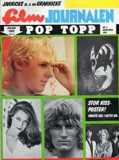 FILMJOURNALEN POP TOPP 1982
