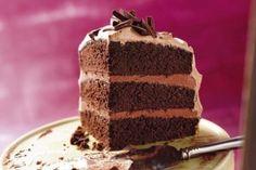 Gâteau à la mousse de moka