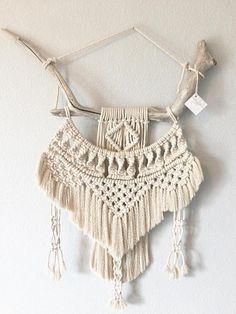 Macrame Wall Hanging. 5mm 100% cotton rope.