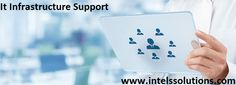Intelligent Systems Solutions is a technologically advanced IT solution firm that provides services aimed at being cost-effective, time-saving, and progressively efficient. And including Web design, SEO, Branding, hardware, software, Network, server, cloud, mobile applications. Visit: http://intelssolutions.com/infrastructure/