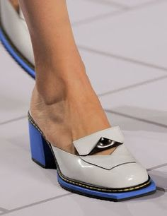 Eclectic Jewelry and Fashion: Spring/Summer 2014 Trend: Mules