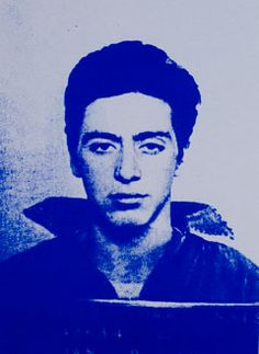 A Pacino mugshot by Russell Young | info@imitatemodern.com for details!