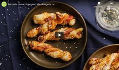 Felejtsd el a szénhidrátot: Karfiolfalatka az új diétás csodanasi - Ripost Tandoori Chicken, Chicken Wings, Bacon, Sandwiches, Snacks, Meat, Breakfast, Ethnic Recipes, Fast Foods