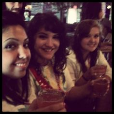 Drinks with the girls <3