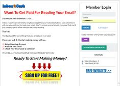 It's SUPER easy to make money with here! You've got to join me! Click here to sign up free!
