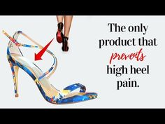 Wear the shoes you love longer wit hout pain. Vivian Lou Insolia® insoles precisely shift weight off the ball of the foot + stop feet from slipping forward. Heel Pain, Foot Pain, High Heel Inserts, How To Wear Heels, Shoe Boots, Shoes Heels, Liner Socks, Happy Women, Belleza Natural