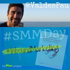 Pau Valdés, uno de los mayores expertos de nuestro país en #InboundMarketing y CEO de InboundCycle, nos hablará de la importancia de atraer a nuestros clientes a través de las #RedesSociales sin acciones intrusivas, un tema del que cada día los usuarios estamos más recelosos.   Será el día 27 en el #SMMDay de #Barcelona.   ¿Tienes ya tu entrada? >>>> www.smmday.com