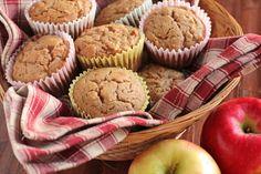 Apple-Cinnamon Muffins