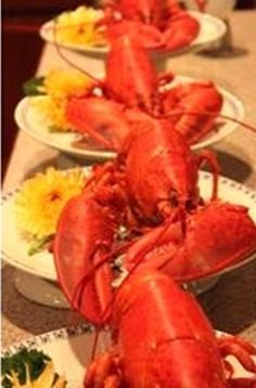 Fresh Atlantic Lobster on Canada's East Coast