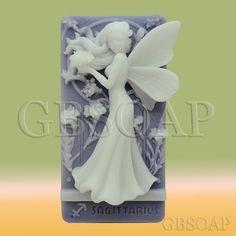 Zodiac Sagittarius Fairy handmade soap
