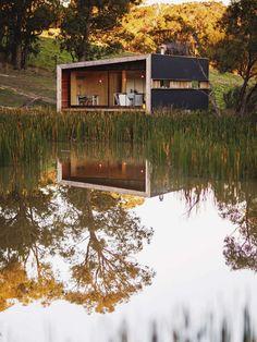 La paillote du lac, Australia