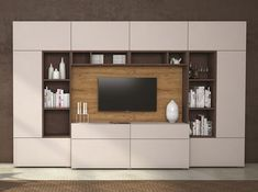 Italian Wall Unit Velvet 111 by Artigian Mobili - $5,299.00