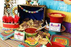 GreyGrey Designs: {My Parties} Greyson's Skippyjon Jones Birthday Four-esta Party
